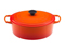 Le Creuset Signature 6.75 Quart Flame Oval French Oven