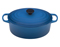 Le Creuset Signature 6.75 Quart Oval Marseilles Blue French Oven