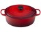 Le Creuset Signature 6.75 Quart Oval Cherry Red French Oven