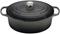 Le Creuset 6.75-Quart Cast Iron Oyster Oval Dutch Oven