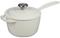 Le Creuset Signature 1-3/4 QT White Saucepan