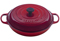 Le Creuset Signature 5 Qt. Cherry Braiser