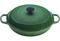 LeCreuset Fennel Green 5 Qt. Braiser