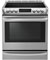 "LG 30"" Stainless Steel Slide-In Electric Range"