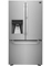 LG Studio Stainless Steel French Door Refrigerator