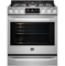 LG Studio Stainless Steel Slide-In Gas Range