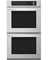 "LG 30"" Stainless Steel Double Wall Oven"