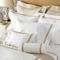 Matouk Lowell King Azure Pillow Case