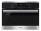 """Miele 24"""" PureLine Stainless Steel Built-In Microwave Oven"""