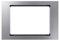 "Samsung 30"" Stainless Steel Microwave Trim Kit"