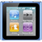 Apple 8GB Blue 6th Generation iPod Nano