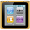 Apple 16GB Orange 6th Generation iPod Nano