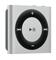 Apple 2GB Silver iPod Shuffle