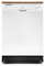 Maytag White Jetclean Plus Portable Dishwasher