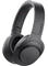 Sony Charcoal Black h.ear on Wireless NC Headphones