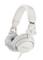 Sony White DJ Style Headphones