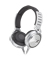 Sony X Silver & Black On-Ear Headphones
