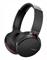 Sony Black Over-Ear Extra Bass Smartphone Headphones