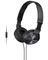 Sony Black Sound Monitoring Headphones