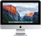 """Apple 21.5"""" iMac Intel Quad-Core i5 Desktop Computer"""