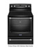 Maytag Black Freestanding Electric Convection Range