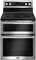 "Maytag 30"" Stainless Steel Double Oven Electric Range"