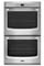 "Maytag 30"" Stainless Steel Electric Double Wall Oven"