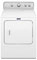 Maytag White Centennial Gas Dryer