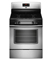 "Maytag 30"" Stainless Free Standing Gas Range"