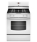 Maytag 5.0 Cu.Ft. Capacity Freestanding White Gas Range