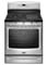 Maytag 5.8 Cu. Ft. Freestanding Stainless Steel Gas Range With Warming Drawer