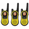 Motorola Talkabout Yellow 3-Pack Two-Way Radios