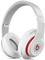 Beats By Dr. Dre White Studio Wireless Over-Ear Headphones