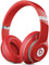 Beats By Dr. Dre Red Studio Wireless Over-Ear Headphones