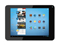 "Coby 8.0"" Android 4.0 Multi-Touchscreen Tablet"