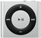 Apple 2GB Silver Gray iPod Shuffle