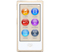 Apple 16GB Gold 8th Gen iPod Nano