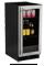 """Marvel 15"""" Built-In  Panel Ready Glass Door Beverage Center"""