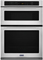 "Maytag 30"" Stainless Steel Built-In Combination Convection Wall Oven"
