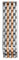 Michele 16mm Deco 16 7-Link Rose Gold Two-Tone Watch Band