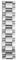 Michele 18mm Deco 3-Link Stainless Steel Bracelet