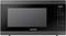 Samsung Black Stainless Steel Countertop Microwave