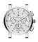 Michele Sport Sail 18 Stainless Steel Diamond Dial Womens Watch Head