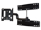 Chief Black Medium Flat Panel Swing Arm Wall Mount