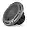 """JL Audio Black 10"""" Marine Subwoofer Driver With Titanium Classic Grilles"""