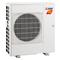 Mitsubishi 30,000 BTU 18 SEER 3 Zone Ductless Hyper Heat Pump