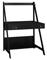 Bush Furniture Alamosa Classic Black Ladder Desk