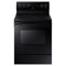 Samsung Black Freestanding Electric Range