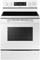 Samsung White Freestanding Electric Range