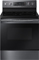 Samsung Black Stainless Steel Freestanding Electric Range